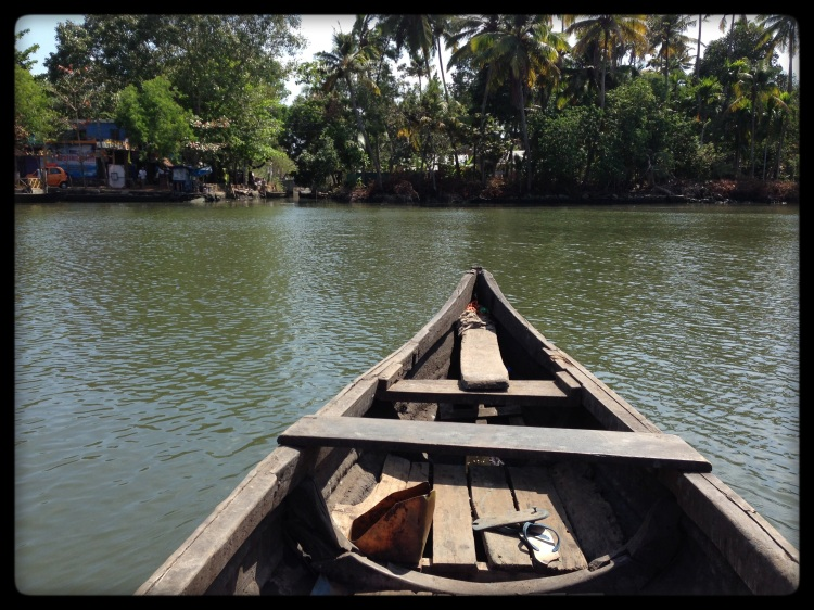 Pole Boat Backwaters