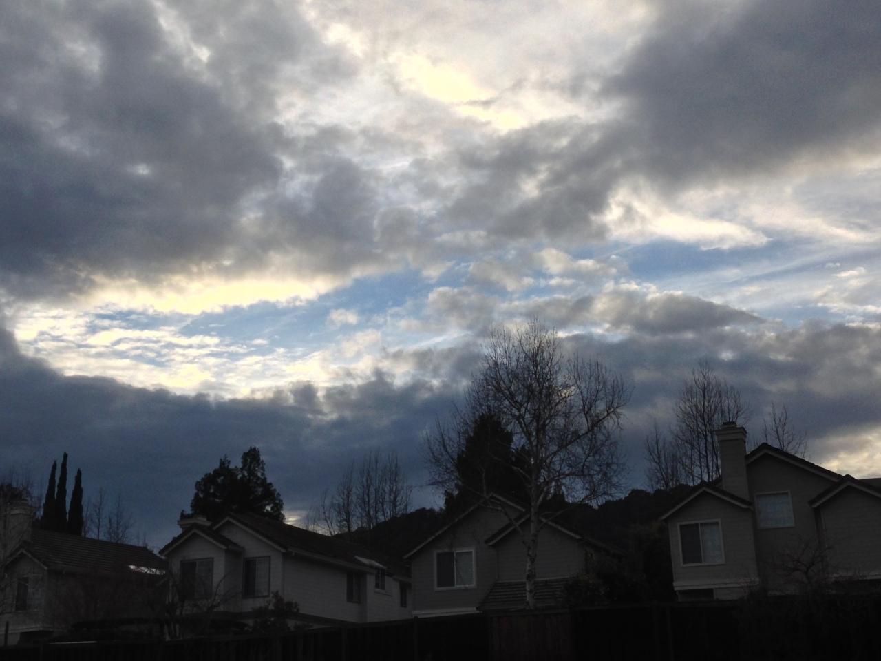 Danville Clouds