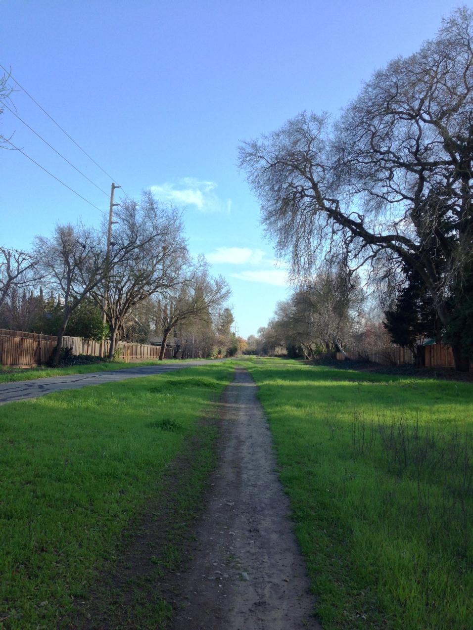 Iron Horse Trail, Danville, CA