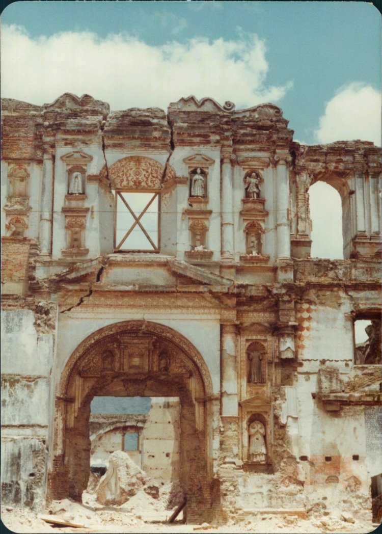 Antigua, Guatemala 1977