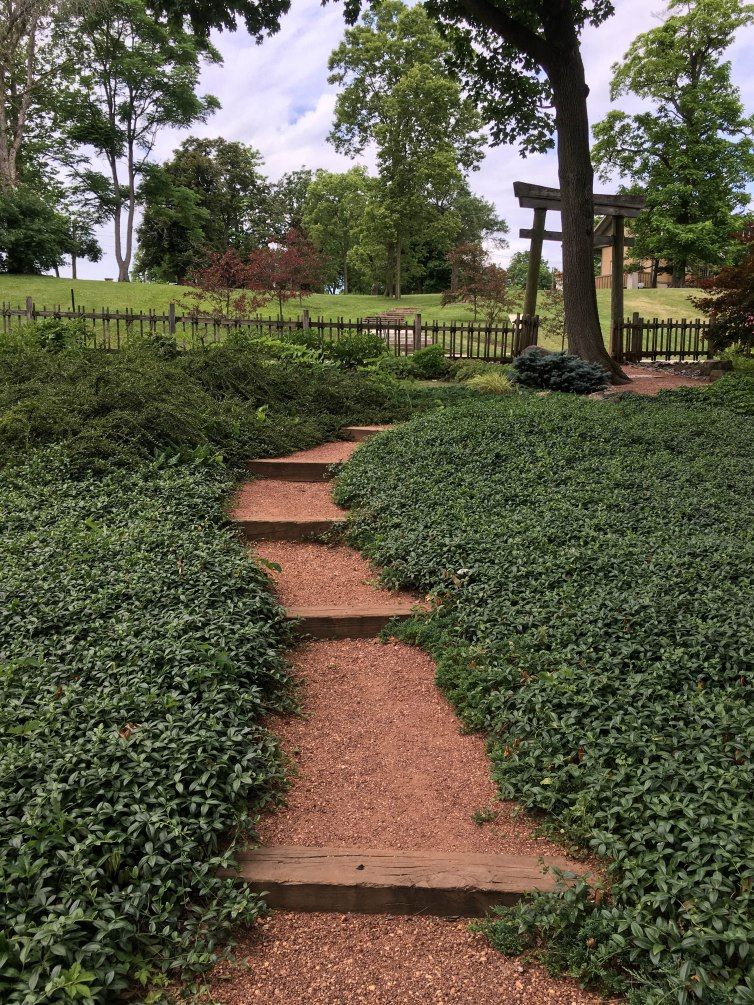 Path Japanese Garden