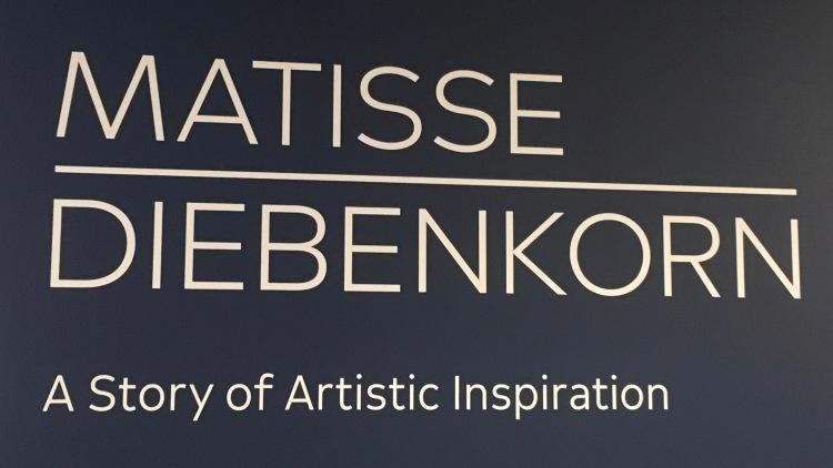 Matisse-Diebenkorn Title