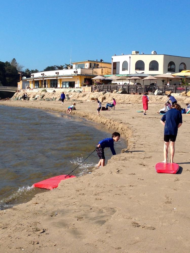 Children Soquel River, Capitiola-1168