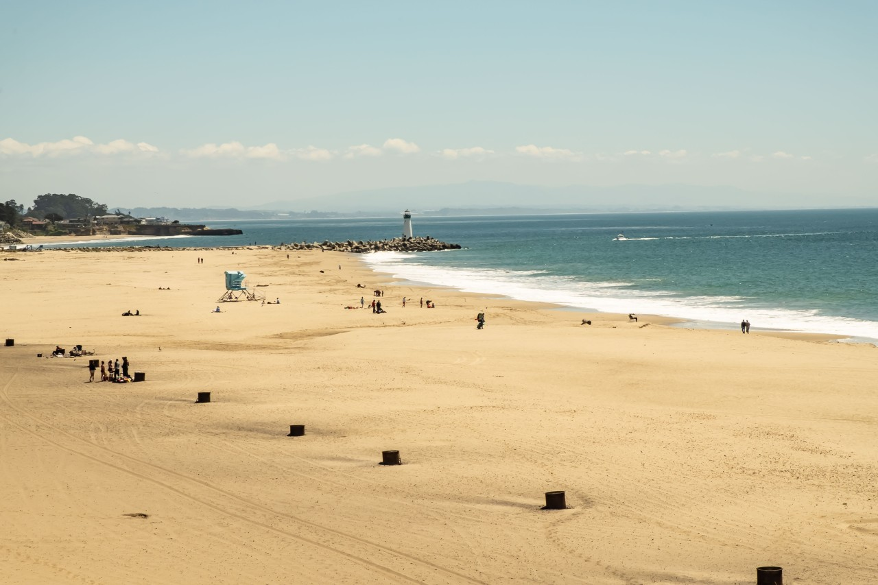 Beach day – Santa Cruz