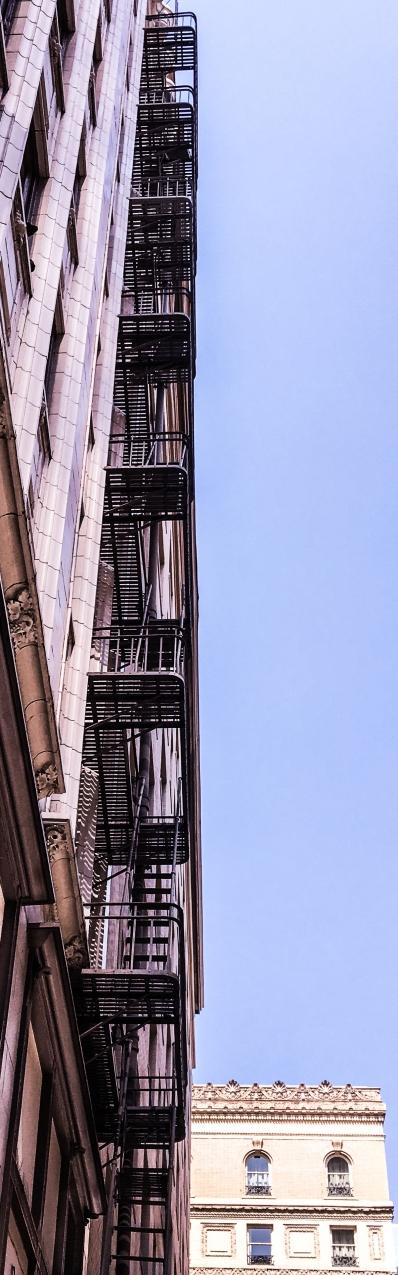 Fire escape ladder 2-2