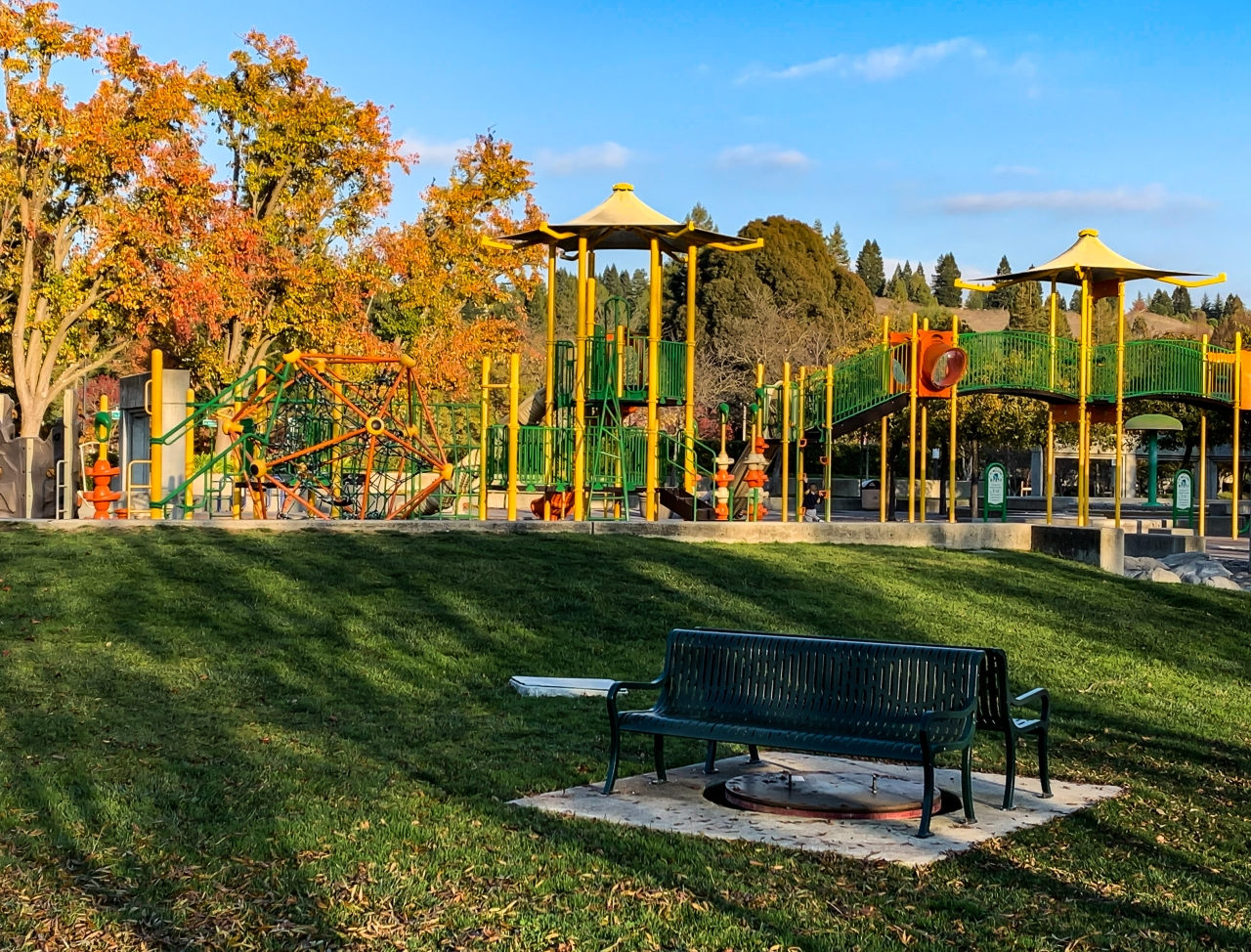 Quiet time @ playground-5825