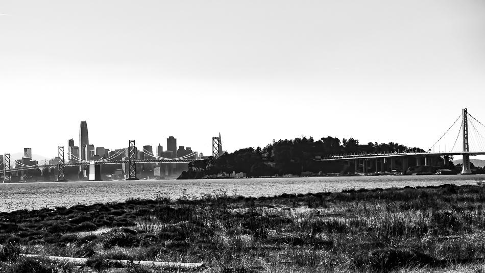 old & new - bay bridge-2915