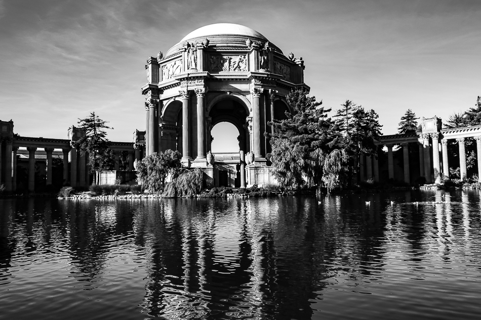 palace of fine arts b&w-3123