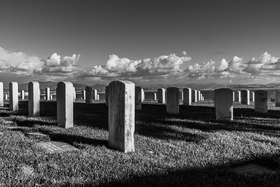 Fort Rosecrans National Cemetery-3736