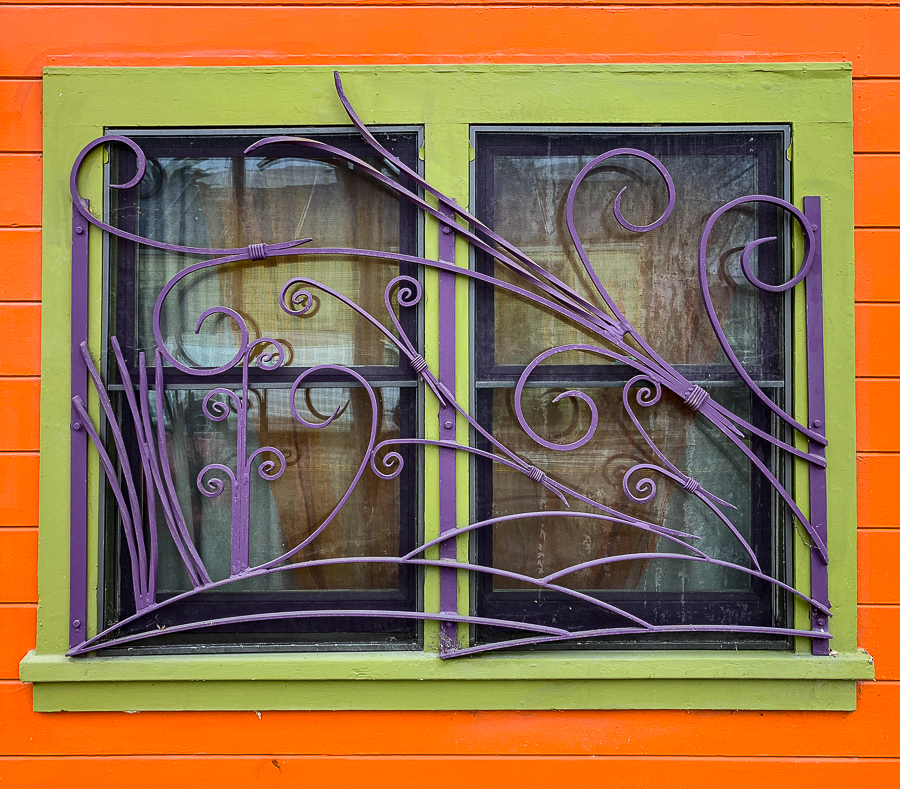 The orange house on the corner-Berkeley-6319