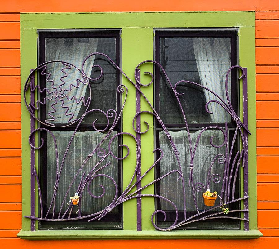 The orange house on the corner-Berkeley-6320