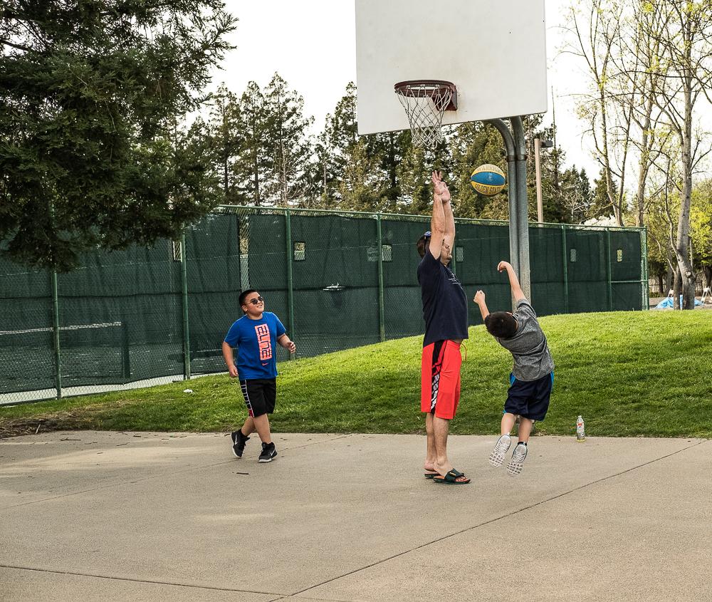 Sunday basketball game-4109
