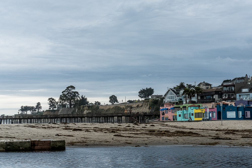 Spring storm – Capitola by the sea