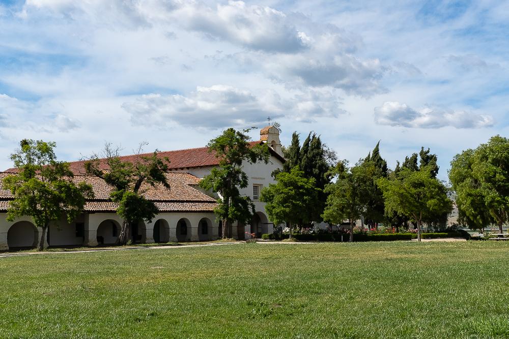 San Juan Bautista,California