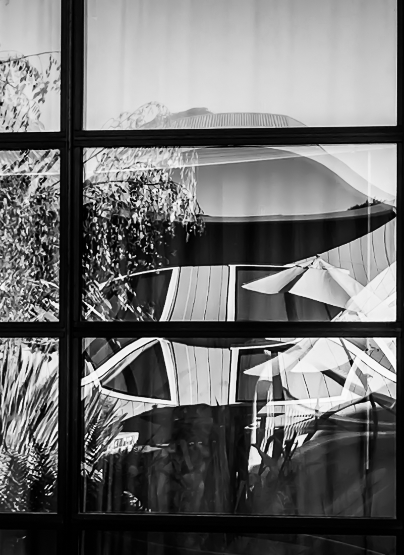 Lens-Artists photo challenge #70: Monochrome – Reflections