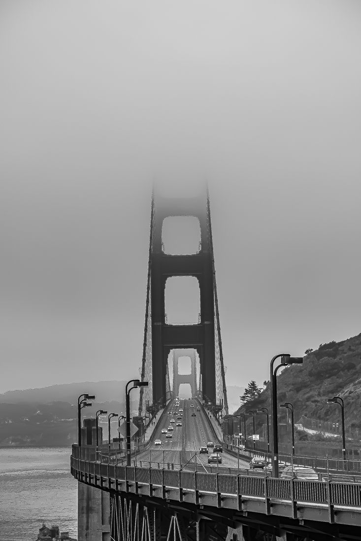 Golden Gate Bridge North Side