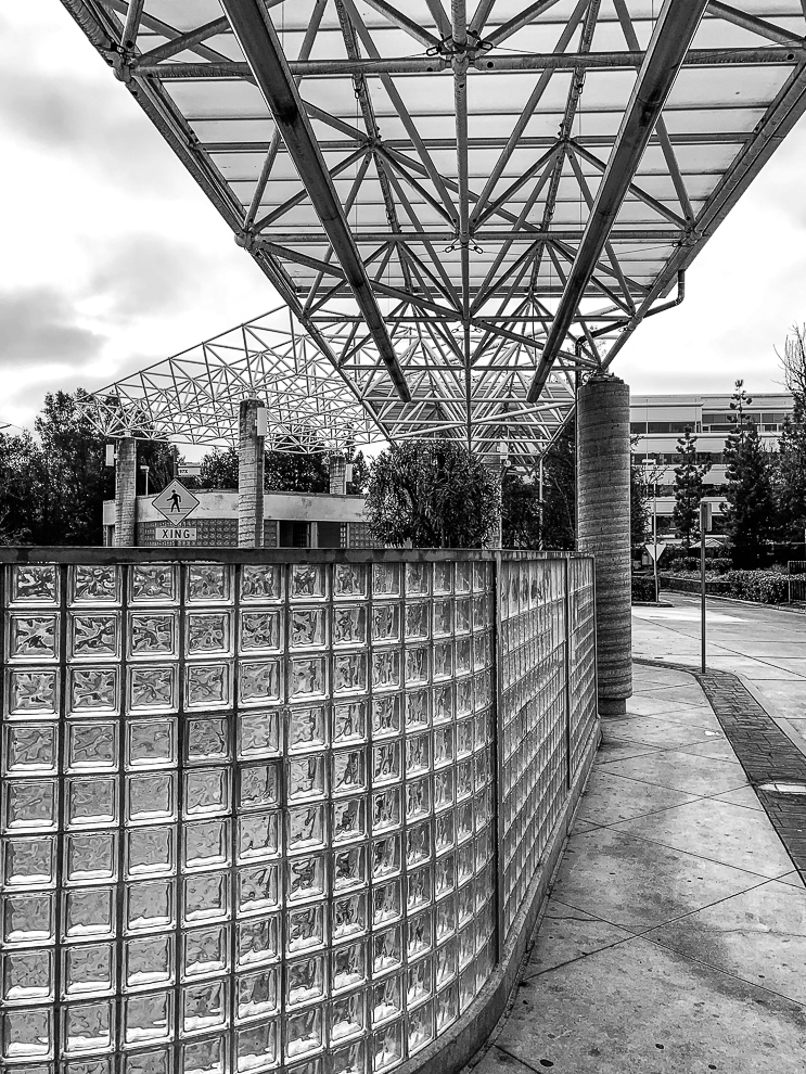Monochrome Mondays: Transit Center