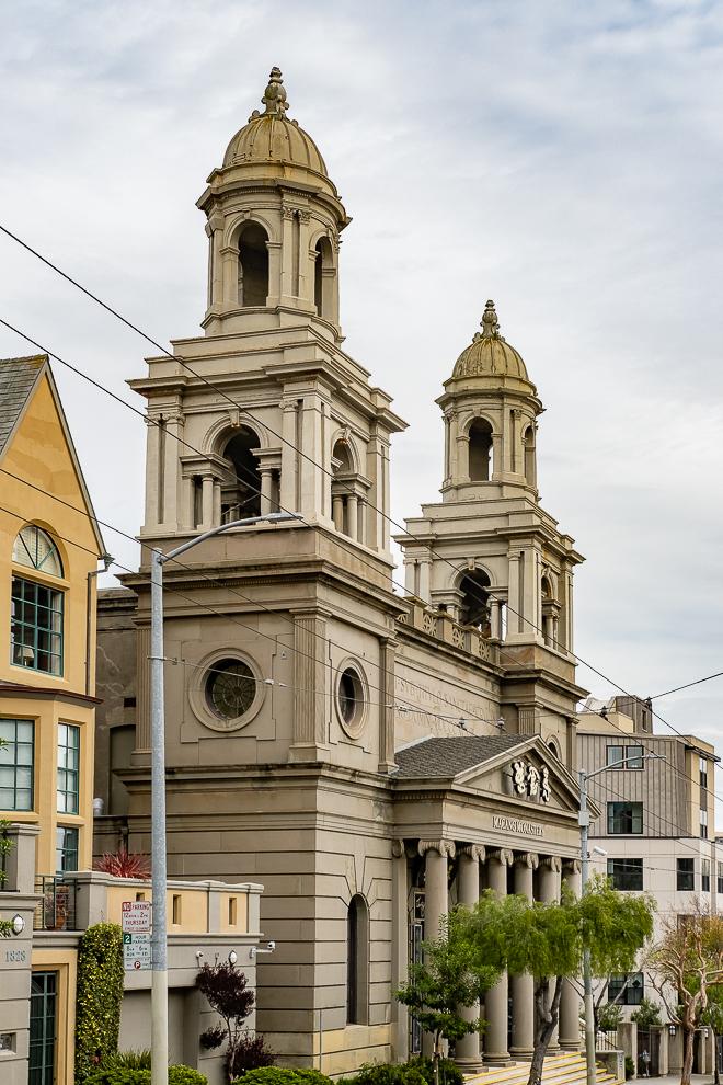 San Francisco - Macang Monastery-6292