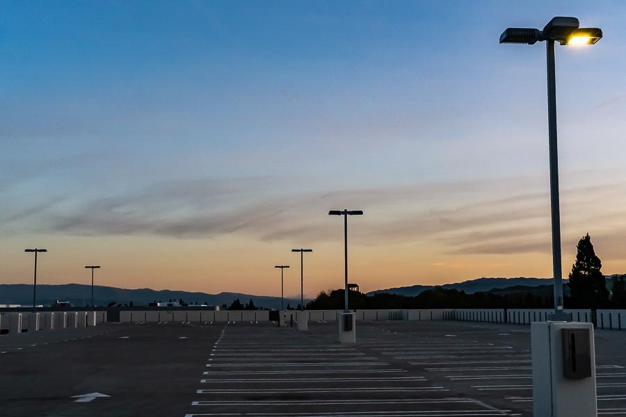 Line dancing-parking lot-6506