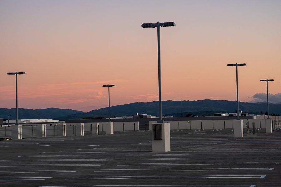 Line dancing-parking lot-6536