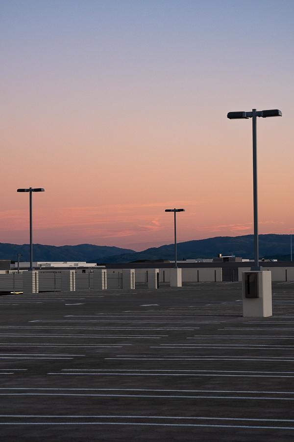 Line dancing-parking lot 6537