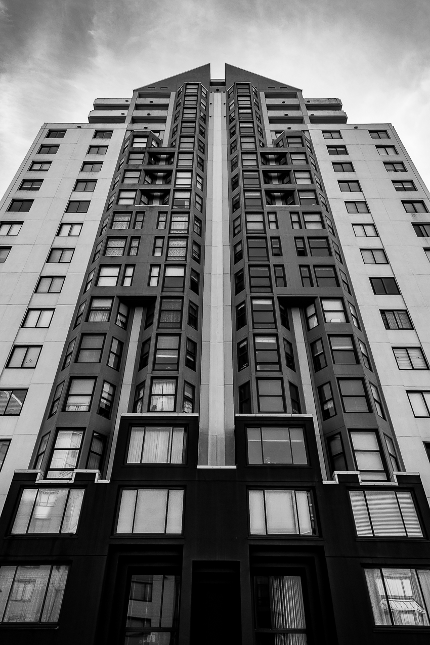 Tall Building SF b&w-2
