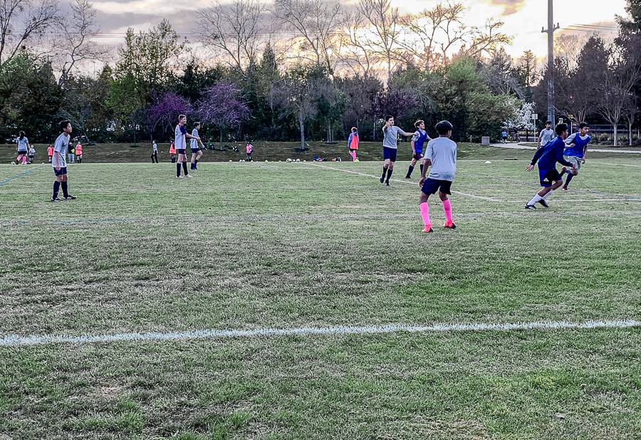 Soccer practice before and during Covid 19-8564