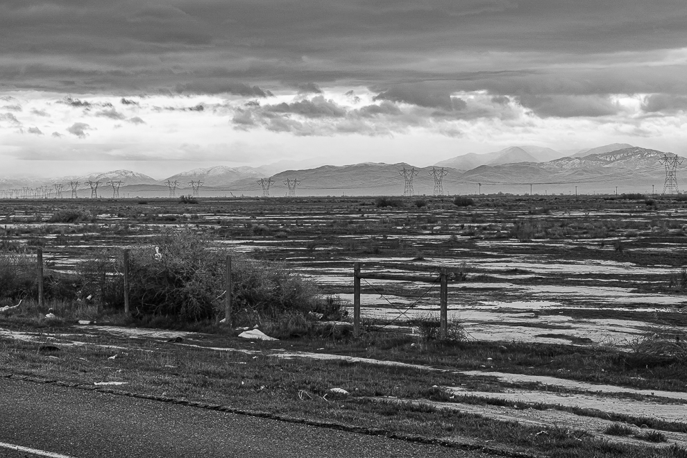 Monochrome Mondays: Interstate 5
